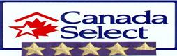 Canada Select 4.5 Stars